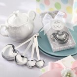image of beau-coup.com baby shower favor measuring spoons