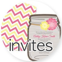 baby shower invitations banner