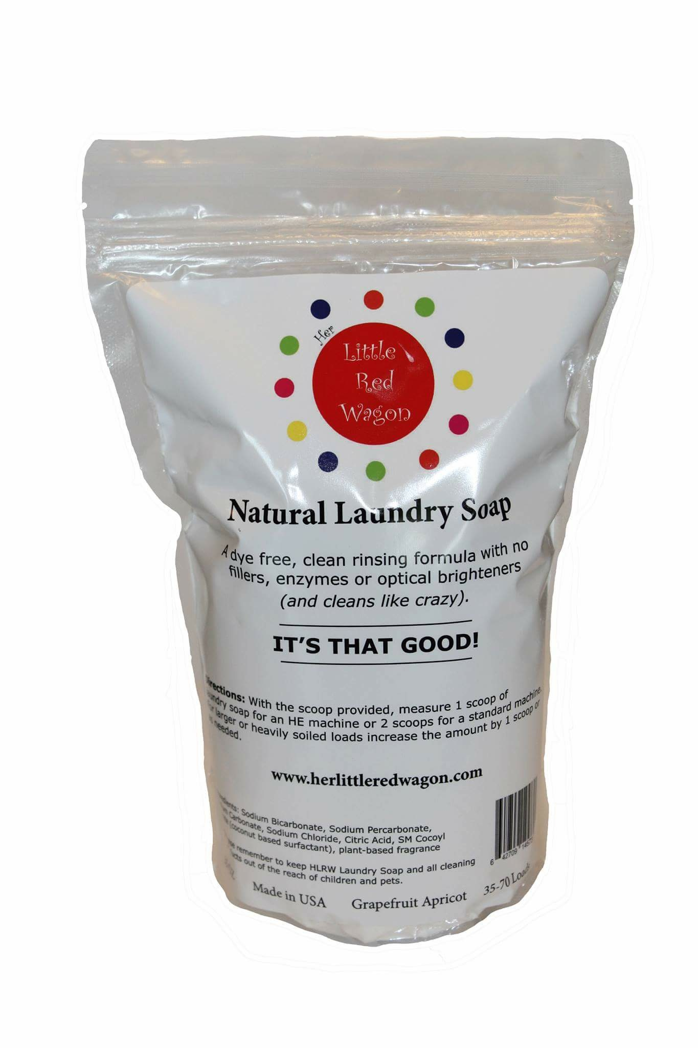 picture of baby laundry soap