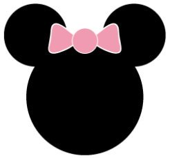 FREE Mickey Mouse Baby Shower Invitations clipart Minnie Mouse too