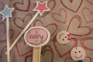 picture of baby shower clipart