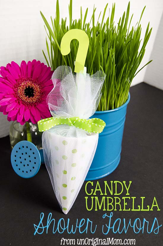 umbrella favors just adorable cute paper umbrellas filled with yummy