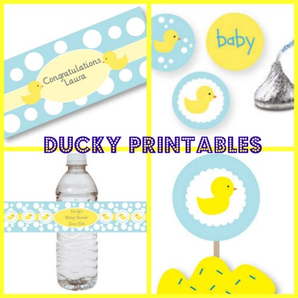 photos ducky duck baby shower theme giraffe boy baby shower theme