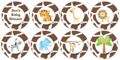 10 Baby Shower Cupcake Toppers That You Must See!