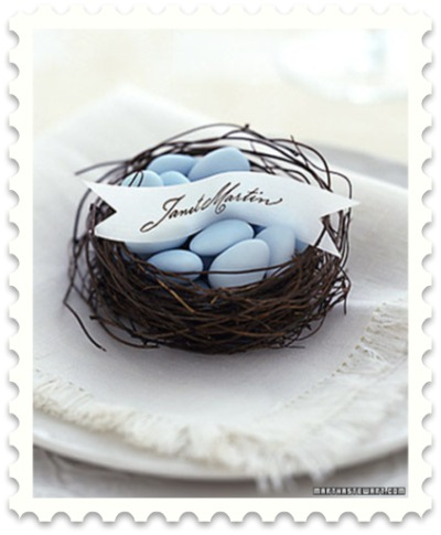 martha stewart baby shower favors about to hatch theme