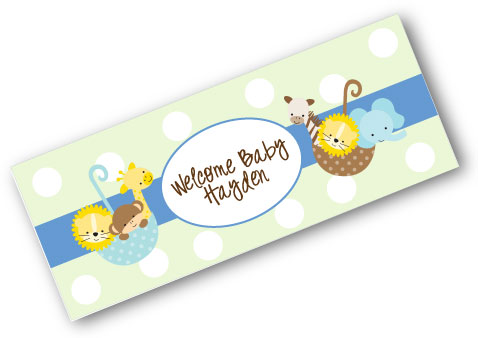 noahs ark baby shower decorations ideas and supplies