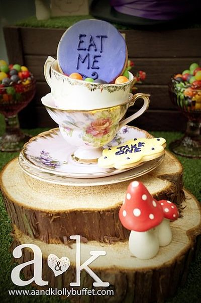 picture of cute tea party