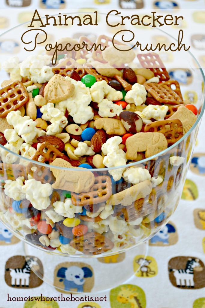 noahs ark party food picture