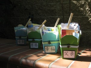 Asian Baby Shower Ideas and Pictures