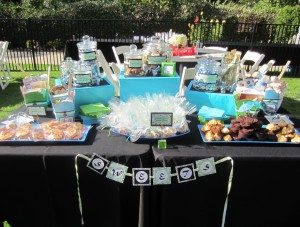 Cute Asian Baby Shower Ideas and Pictures
