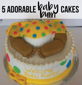 baby rump cakes rump