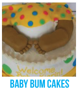 baby bum cakes banner
