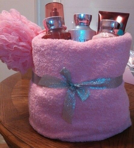image of baby shower spa prize