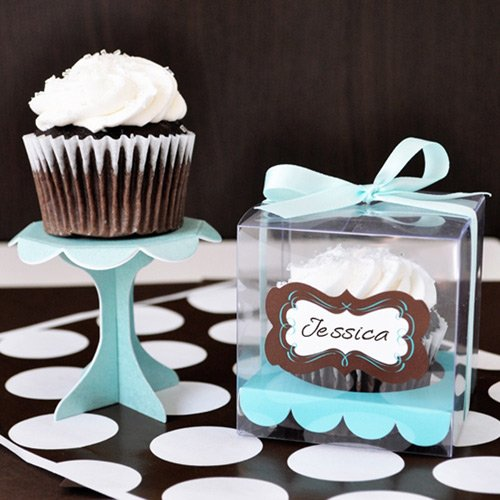 picture of tiffany blue favor boxes