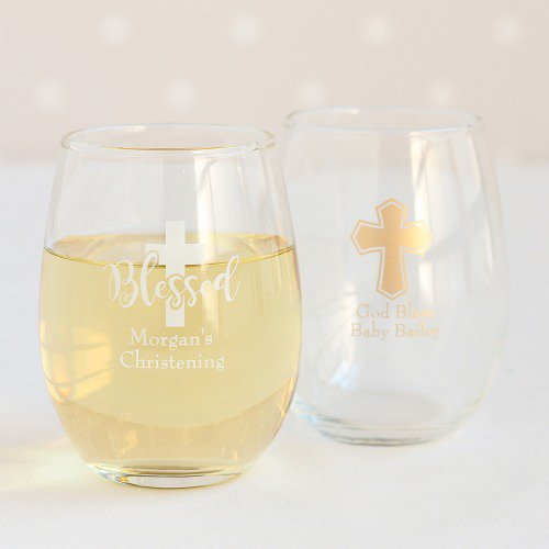 Christening and baptism ideas and favors
