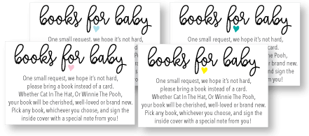 printable books for baby cards picture