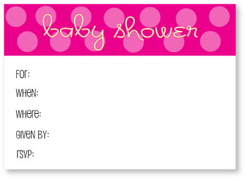 The Cutest Baby Shower Invitations | CutestBabyShowers.com