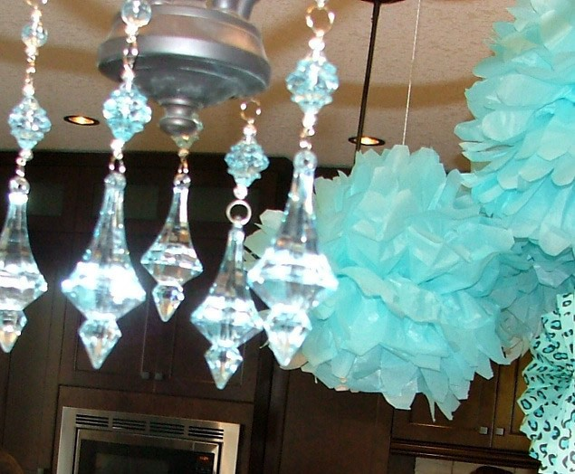 Picture of Tiffany's Baby Shower Decorations