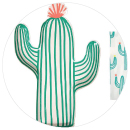 Cactus Party Ideas Banner