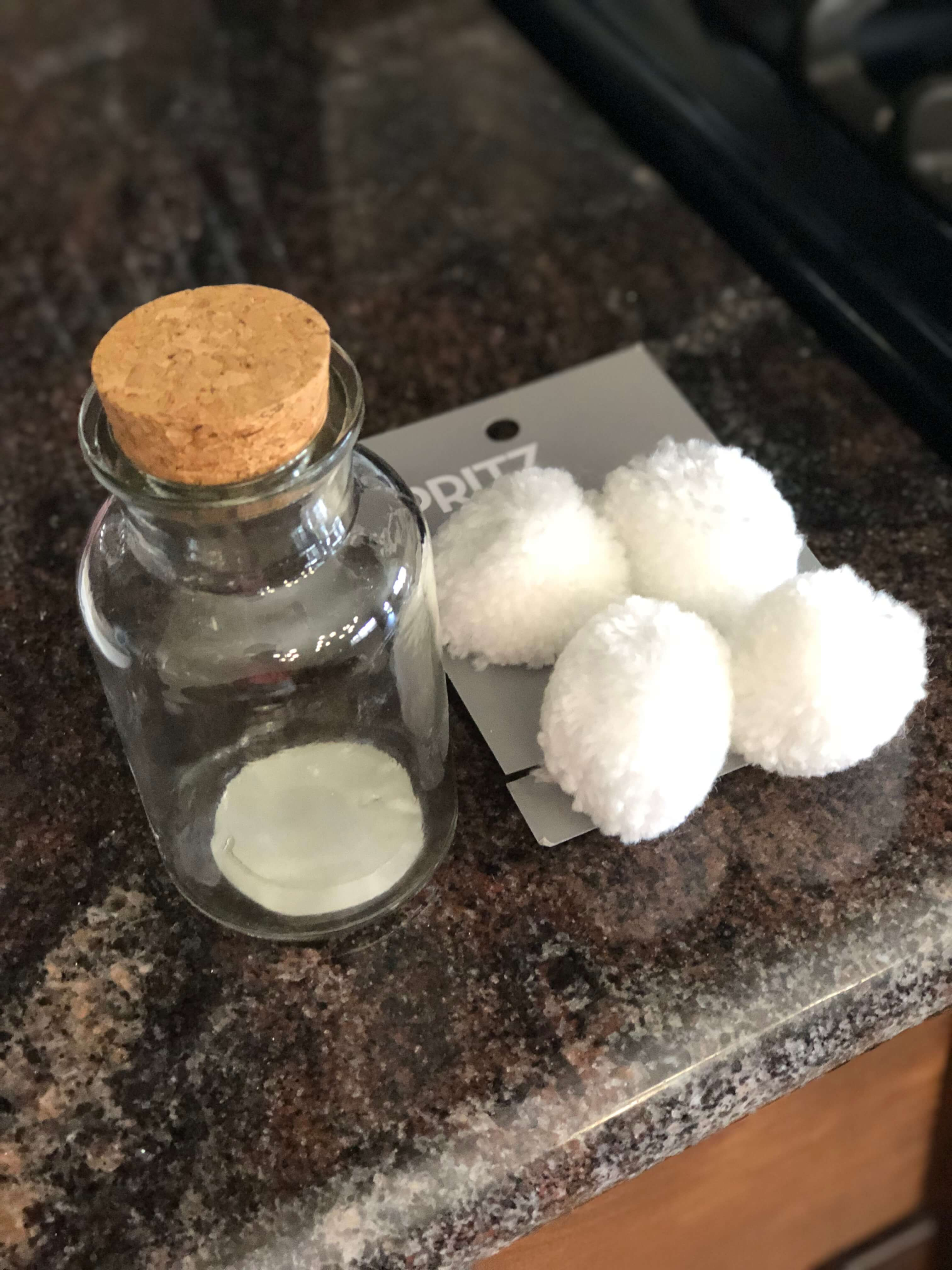 recipe for citrus sugar scrub favors