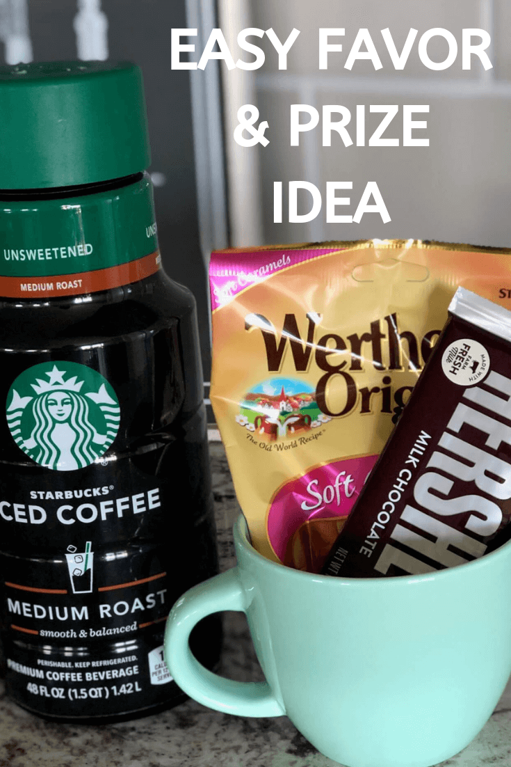 Coffee-Themed Favors & Prizes