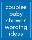 baby shower poems