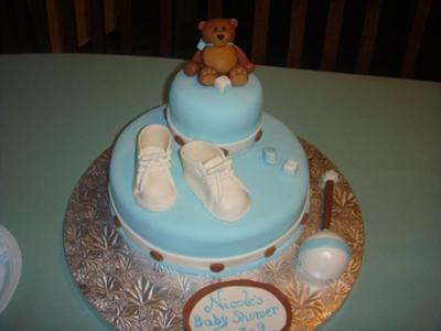 teddy bear cake ideas