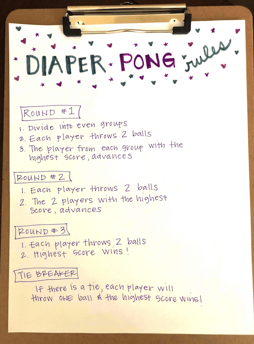 95 Unique Baby Shower Game Ideas That Are Actually Fun