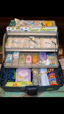 Baby Diaper Tool Kit