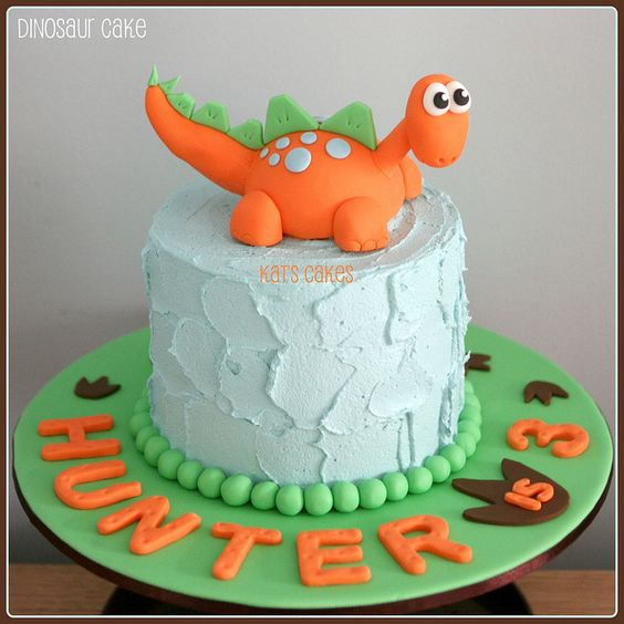 how to make a dinosaur cake template - adorable dinosaur baby shower theme ideas