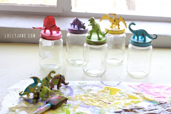 Picture of Dinosaur Baby Shower Favors