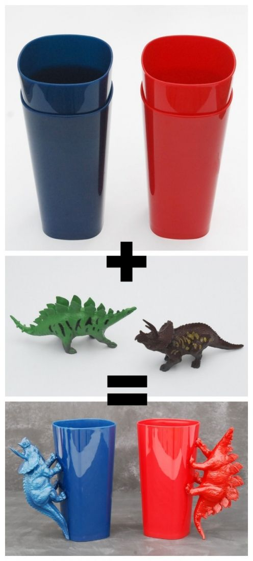 dinosaur party favors image