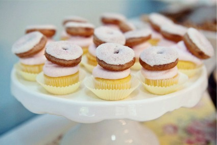 doughnut baby shower ideas