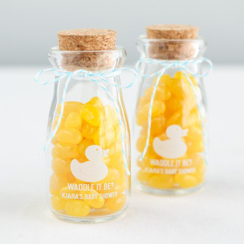 duck baby shower favors