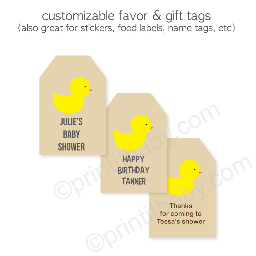 Ducky Invitations Baby Shower with good invitation layout
