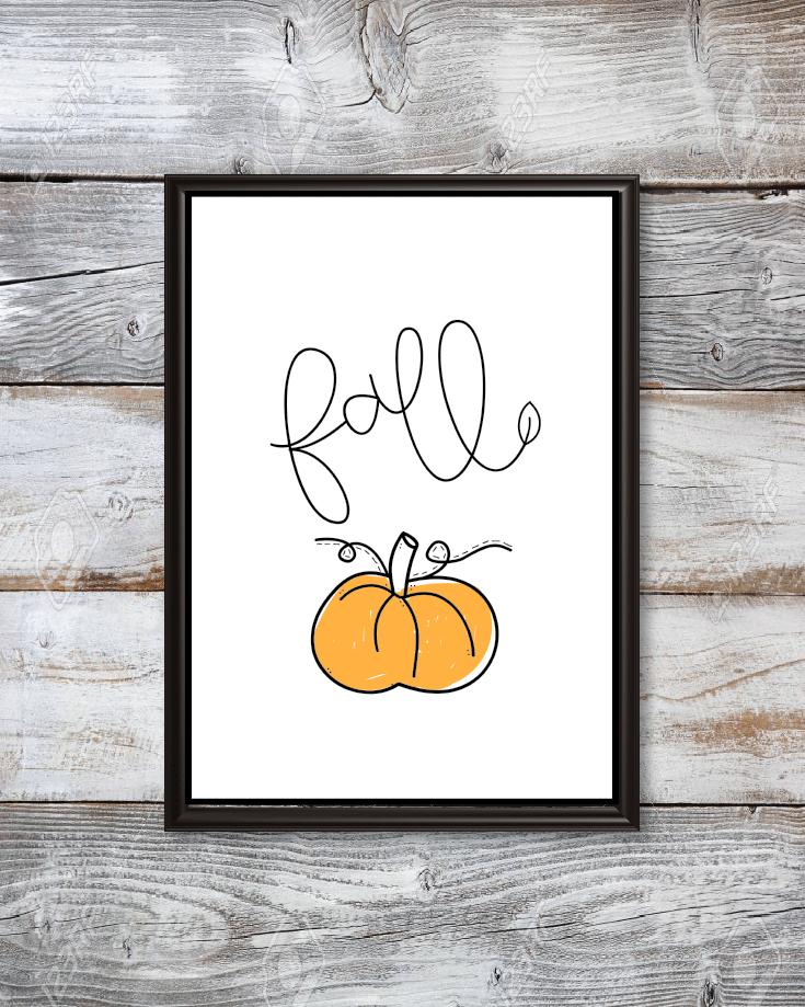 FREE Printable Halloween Baby Shower Decorations & Printables