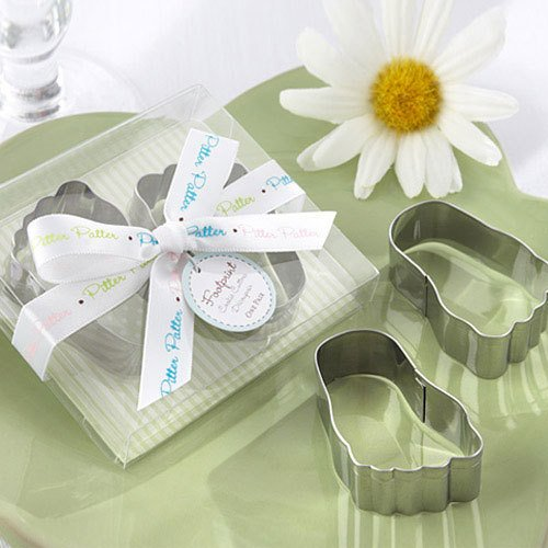 picture of baby footprint cookie cutters