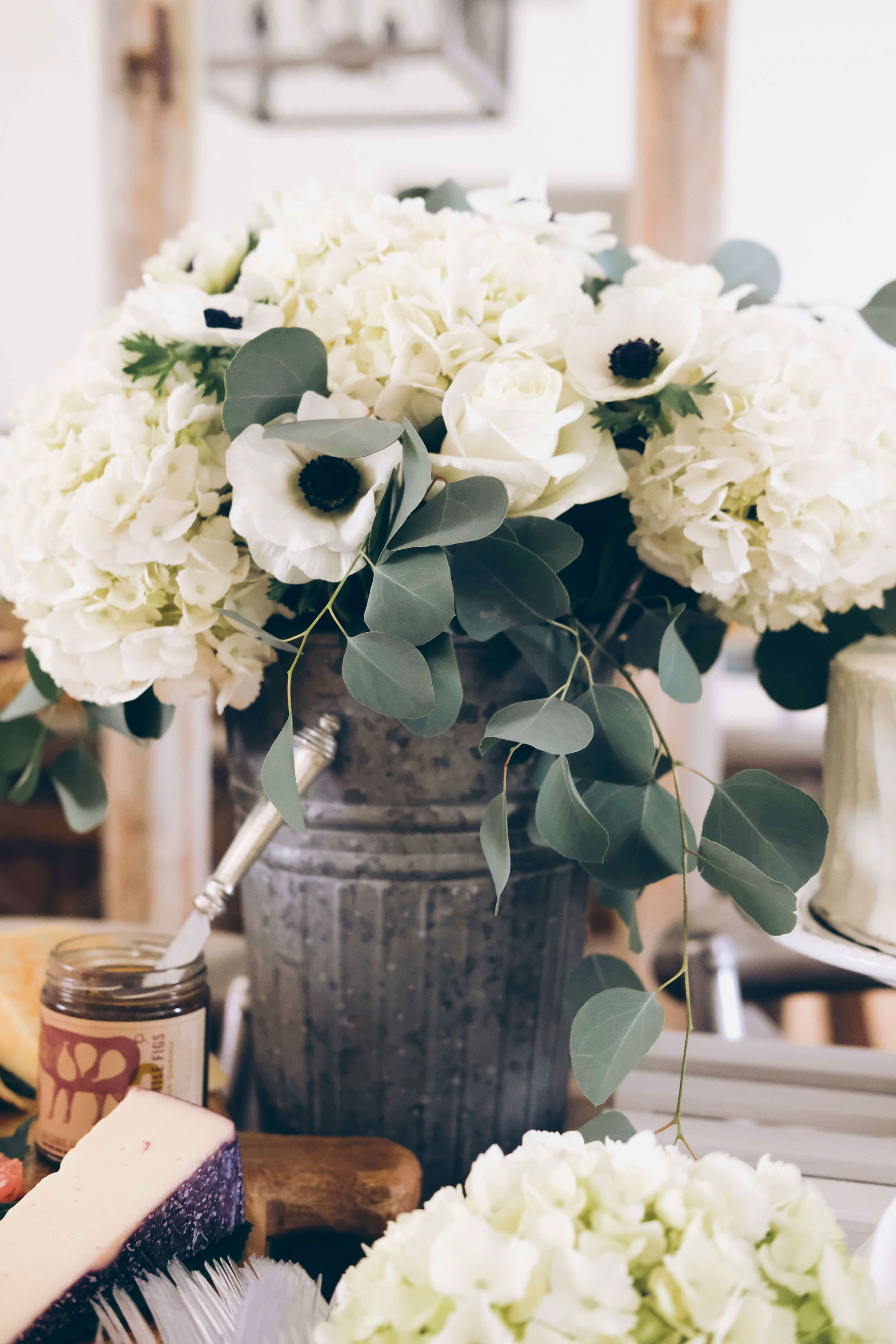 diy baby shower flower arrangements that anyone can make