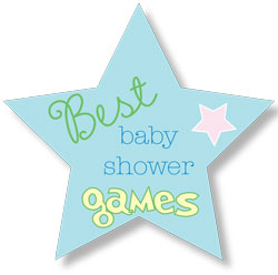 baby shower game ideas banner