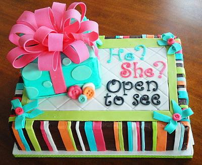 Gender Reveal Baby Shower Ideas For Cakes Favors Decor And More