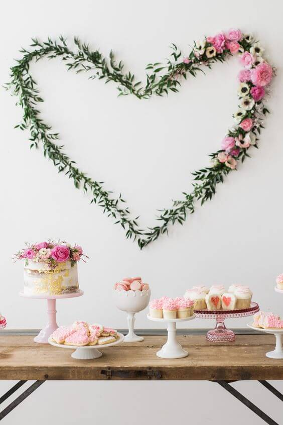 heart baby shower ideas picture