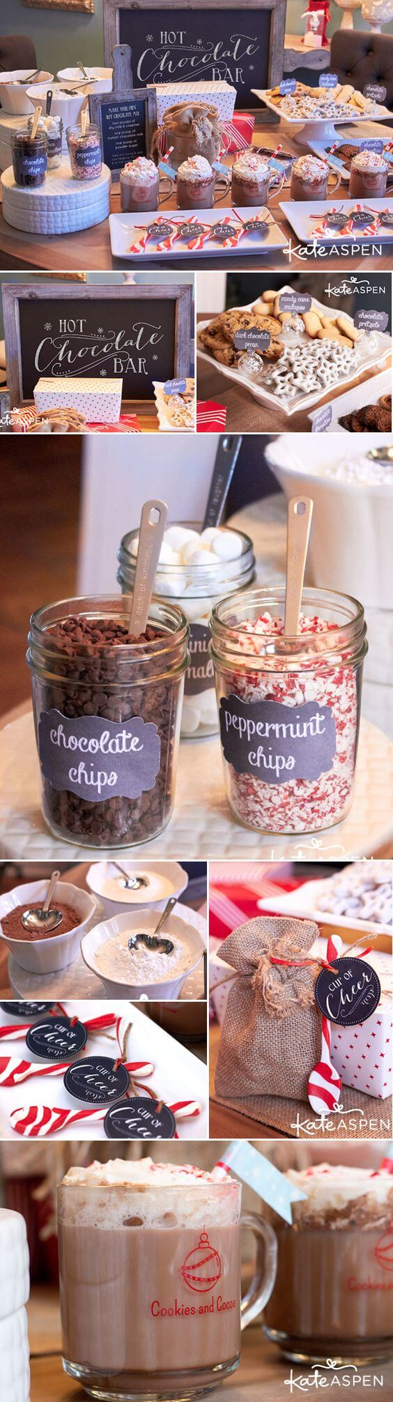 Image of the ultimate hot chocolate bar