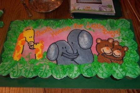 jungle cakes image