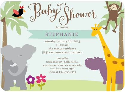 Cute Baby Shower Invitations | CutestBabyShowers.com