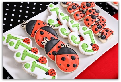cute ladybug baby shower ideas decorations and supplies