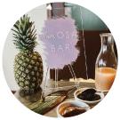 Lavender Hawaiian Baby Shower Ideas