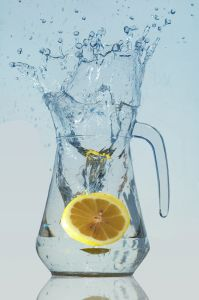 picture of detox water