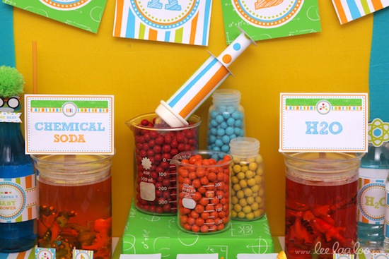 mad scientist baby shower ideas that will impress you
