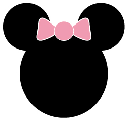 image relating to Free Printable Minnie Mouse Invitations known as Totally free Mickey Mouse Little one Shower Invites clipart - Minnie