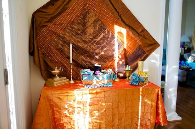 Moroccan Baby Shower